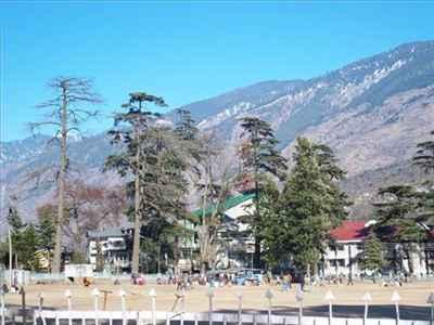 Dhalpur in Kullu