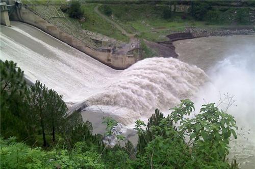 Pandoh Dam, Kullu