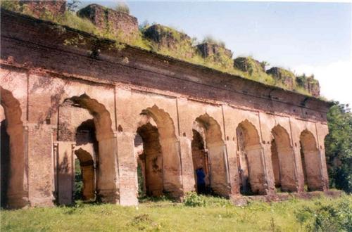 Sujanpur Fort, Kullu