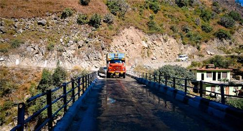 Highways in Kullu