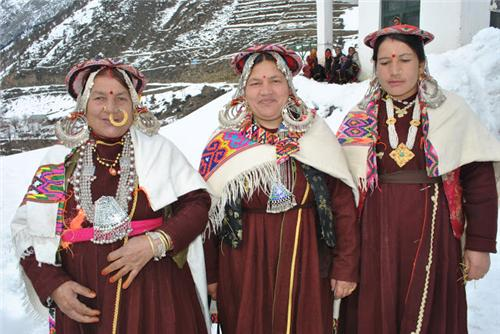 Traditional Jewelry of Kullu