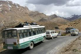 Transport in Kullu