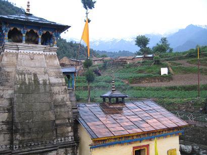 Around the Triyugi Narayan Temple
