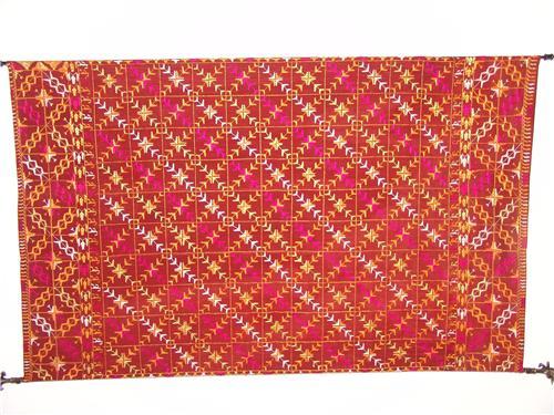 Phulkari in Kurukshetra