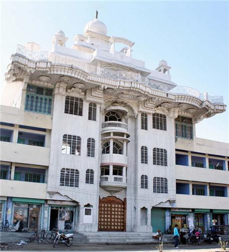 Dharamshala found in the region of Kurukshetra to accommodate