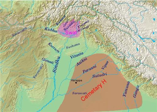 Geography of Kurukshetra