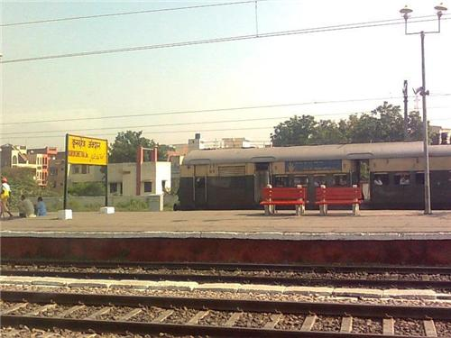 Rail transport in Kurukshetra