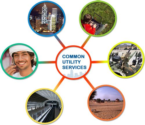 Public Utilities in Lakhimpur