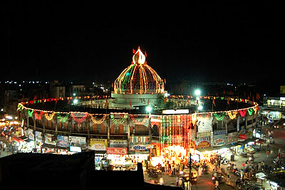 Ganj Golai of Latur