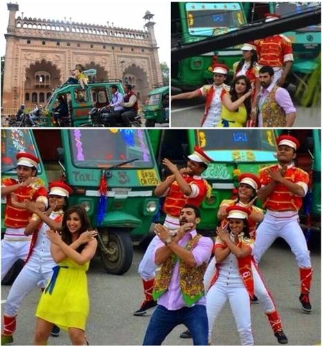 Bollywood Affair with City of Nawabs Lucknow