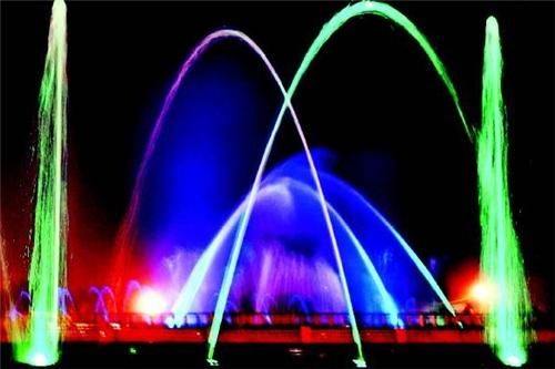Gomti Musical Fountain Park