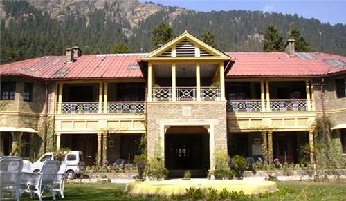 Accommodation in Nainital