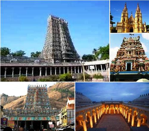 Temples to Visit in Madurai