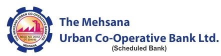 Mehsana Urban Co operative Bank in the region of Mehsana