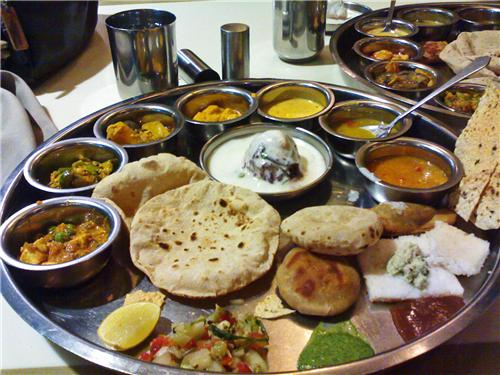 Food in Mehsana