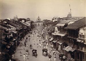 History of Mehsana