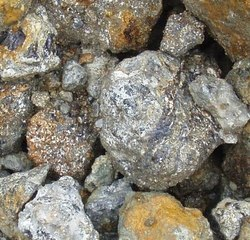 Minerals found in the soilof Mehsana