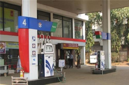 Locate Petrol Pumps in Mehsana