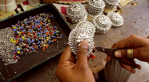 Famous handicrafts sold in Markets of Mehsana