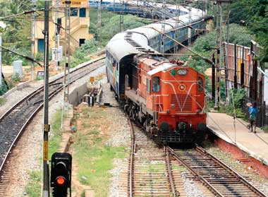 How to reach for Mehsana through trains
