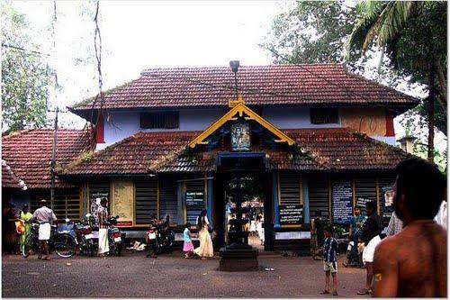 Triprangode Siva Temple in Malappuram