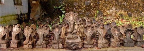 Garuda Kavu Temple in Malappuram