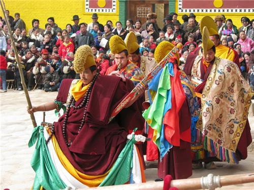 Lossar Festival in Manali