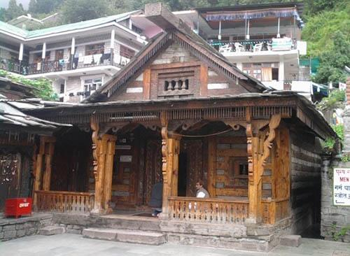 Maa Sharvari Temple in Manali