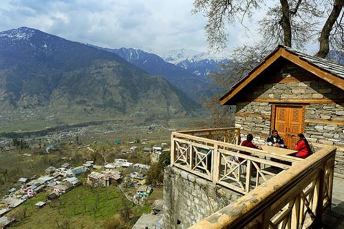 Naggar Castle in Manali