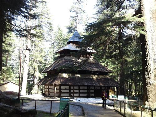 Temples in Old Manali