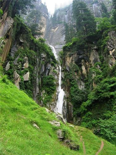Jogini Waterfalls