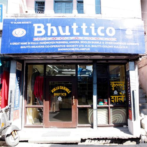 Bhuttico Showroom in Manali