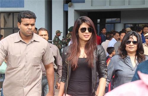 Priyanka Chopra in Manali
