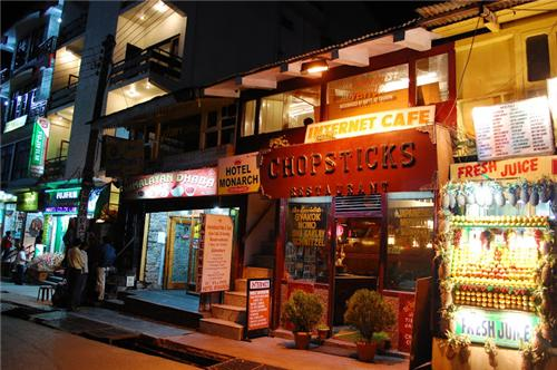 Manali Chopsticks Restaurants