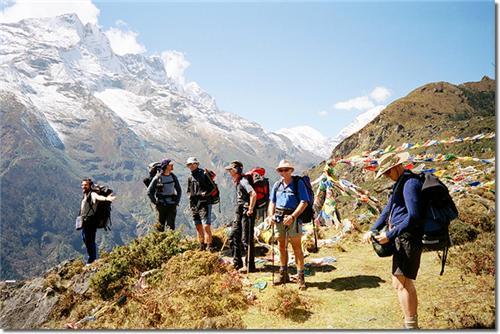 Trekking Manali