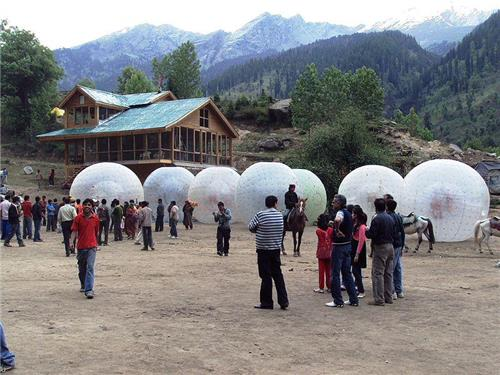 Fun Activities at Gulaba in Manali