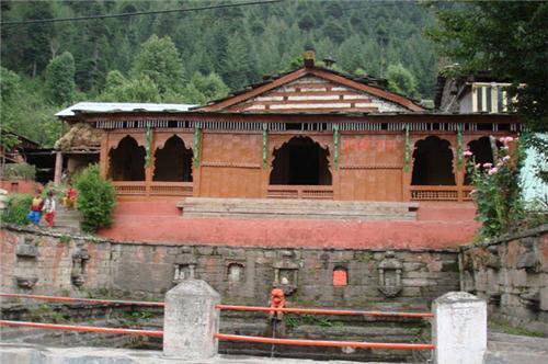 Attractions near Jagatsukh Manali