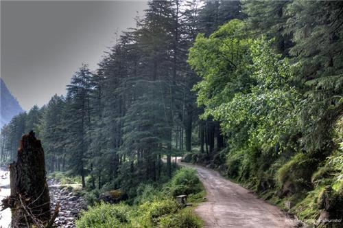 Connectivity of Manali via Roadways