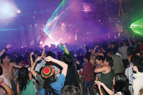 Nightlife in Manali