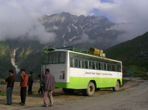 Transport in Manali