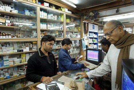 Mandsaur Pharmaceutical Stores