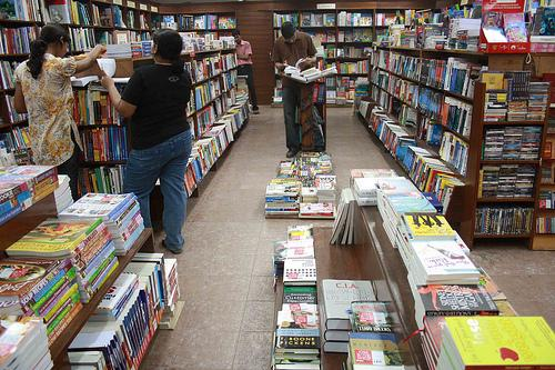 Book depots in Mandsaur