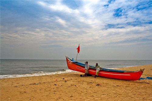 Ullal Beach in Mangalore