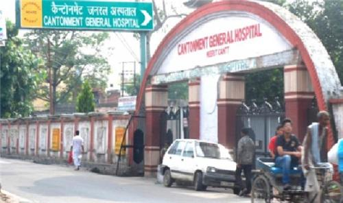 Healthcare Facilities in Meerut
