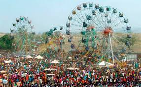 Nauchandi fair in meerut
