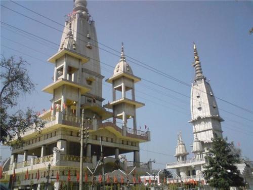 Temples of Meerut