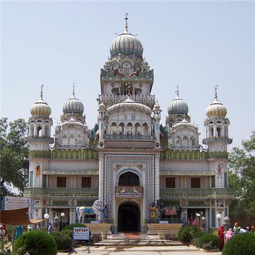 Religious Places in Moga