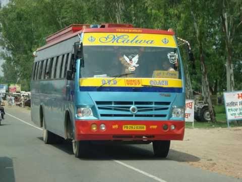 Buses in Moga