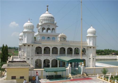 Gurudwara in Moga