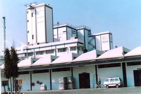 Nestle Factory in Moga